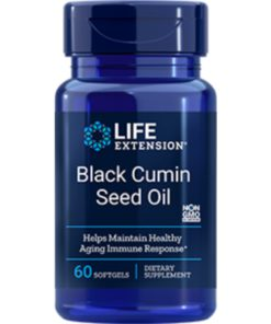 Black Cumin Seed Oil, 60 softg els