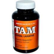 TAM, Herbal Laxative, 250Tabs