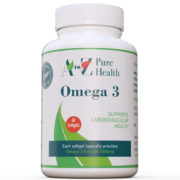Omega 3 1000mg, 60 softgels