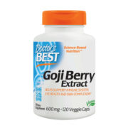 Goji Berry Extract, 600mg x 120vcaps
