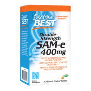 SAM-e, 400mg x 30 Enteric Coated Tablets