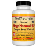 Grape Seed Extract,Mega Natural-BP, 150mg x 60Caps