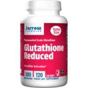 L-Glutathione, 500mg x 120VCaps, Reduced