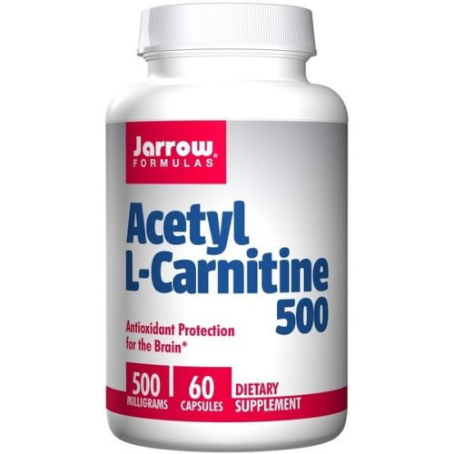 L-Carnitine (Acetyl) 500,  500mg x 60Caps