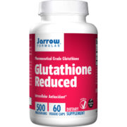 L-Glutathione, 500mg x  60VCaps, Reduced