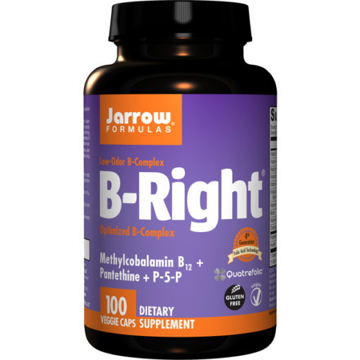 Vitamin B-Right Complex 100VCaps