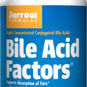 Bile Acid Factors,  333mg x 90Caps