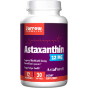 Astaxanthin,12mg x 30Sgels, Super Strength