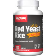 Red Yeast Rice + CoQ10, 600mg x 120Caps