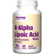 R-Alpha Lipoic Acid, 60Caps
