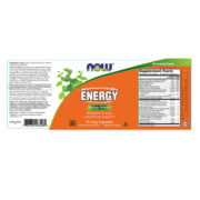 Energy, Metabolic Diet, 90 Capsules