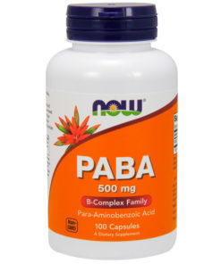 Paba,  500mg x 100Caps
