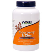 Zinc & Elderberry,  90 Lozenges