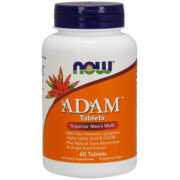 Vitamins Multi Adam Superior Mens Multi, 60Tabs