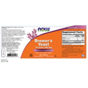 Brewers Yeast, 650mg x 200 Tabs