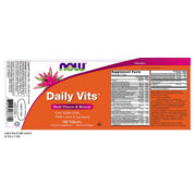 Vitamins Multi Hi Quality Daily Vits, 100 Tabs