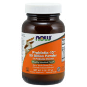 Pro-Biotic 10, (50 Billion) Powder  2 oz