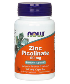 Zinc Picolinate, 50mg x 60 CAPS