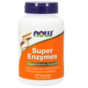Enzymes Super, 90 Caps