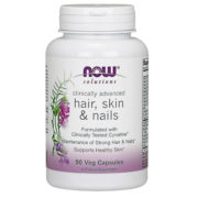 Hair Skin and Nails, Clinical Advanced , 90 VCaps