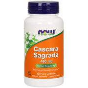 Cascara Sagrada, 450mg x 100VCaps