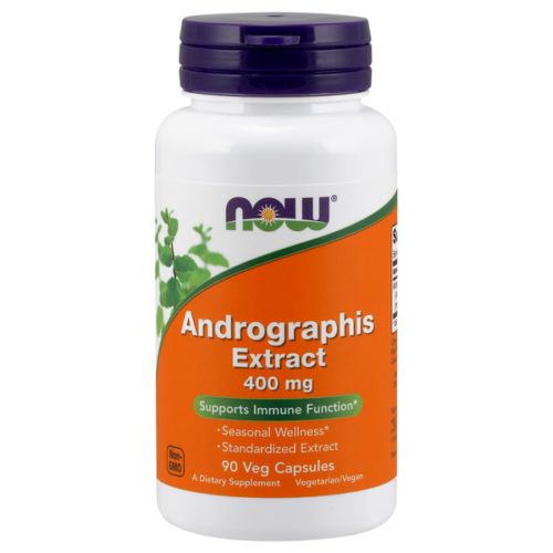 Andrographis Extract, 400mg x 90VCaps