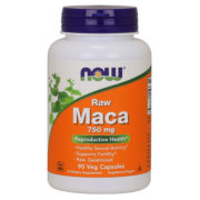Maca Raw,750Mg x 90VCaps