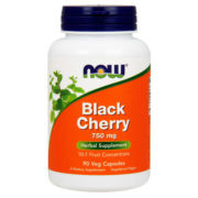 Black Cherry Fruit, 750mg x 90 VCaps