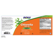 Chlorella, 1000 mg, 120 Tablets
