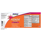 Vitamins Multi Adam Superior Mens Multi, 90Vcaps