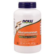 Glucomannan, 100% Pure Powder, 8oz (227g)