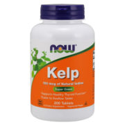 Kelp,Natural Iodine, 150mcg x 200VTabs