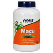 MACA, 500mg x 250Caps