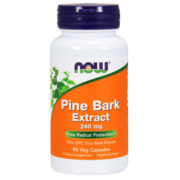 Pine Bark Extract, 240 mg, 90 V Caps