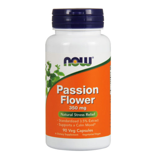 Passion Flower Extract, 350mg x 90VCaps
