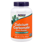 Calcium Carbonate 100% Pure Powder, 12oz (340g)