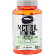 MCT Oil, 1,000 mg, 150 Softgels