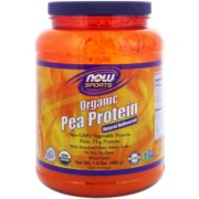 Organic Pea Protein, Natural Unflavored, 1.5 lbs (680 g)
