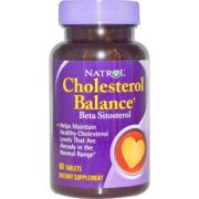 Beta-Sitosterol, Cholesterol Balance, 60Tabs