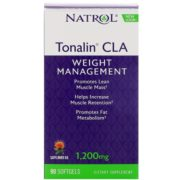 CLA Tonalin, with Safflower Oil, 1200mg x 90Sgels