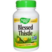 Blessed Thistle Herb, 100Caps