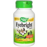 Eyebright Herb, 430mg x 100Veggie Caps