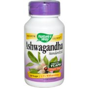 Ashwagandha Standardized Extract, 500mg x 60VCaps