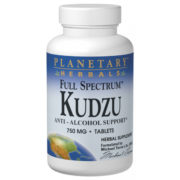 Kudzu, Full Spectrum, 750mg x 120Tabs