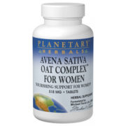 Avena Sativa Oat Complex for Women, 558mg x100Tabs