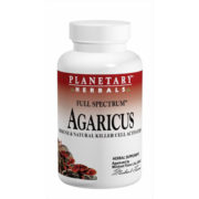 Agaricus Extract, 500mg x 60Caps