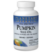 Pumpkin Seed Oil, Full Spectrum, 1000mg x 90SGels