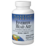 Feverfew Head Aid, 615mg x 100Tabs