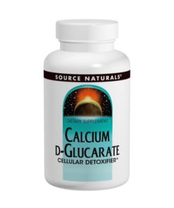 Calcium D-Glucarate, 500mg x 60Tablets