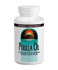 Perilla Oil, 1000mg x  90Sgels